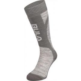 Bula SMOKE SKI SOCKS - Lyžařské ponožky