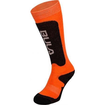 Bula BRANDS SKI SOCKS - Dětské lyžařské ponožky