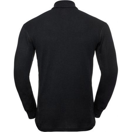 Pánské technické spodní triko - Odlo WARM SHIRT I S TURTLE NECK - 3