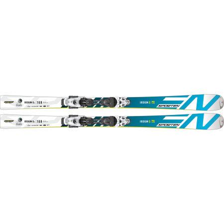 Pánské sjezdové lyže - Sporten RT IRIDIUM 6 + PRD 12 - 4