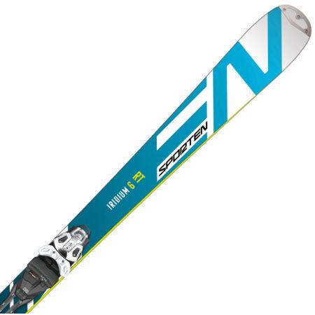 Pánské sjezdové lyže - Sporten RT IRIDIUM 6 + PRD 12 - 3