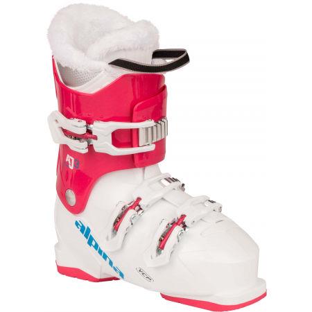 Dívčí obuv na sjezdové lyžování - Alpina AJ3 GIRL - 2