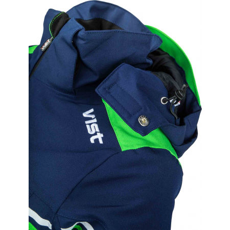 Dámská lyžařská bunda - Vist QUEEN MASTER INS. SKI JACKET W - 4