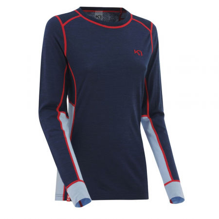 KARI TRAA TIKSE LS - Dámské sportovní triko