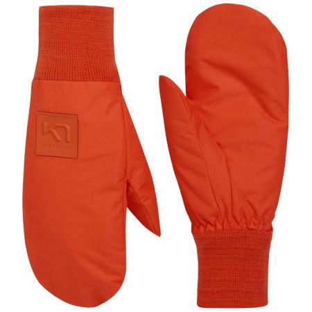Dámské stylové rukavice - KARI TRAA SONGVE MITTEN - 2
