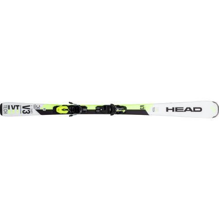 Lyžařský set - Head SHAPE V3 + PR 11 - 4