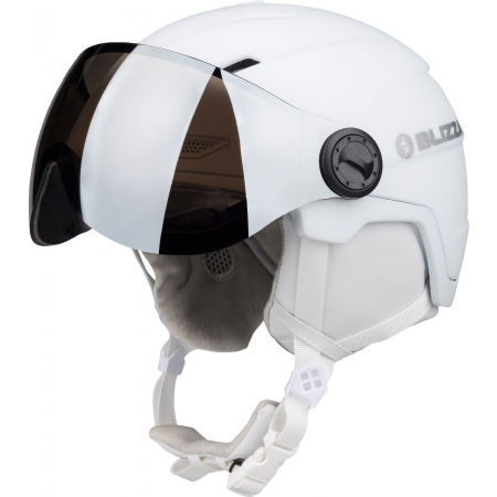 Lyžařská helma - Blizzard VIVA DOUBLE VISOR SKI HELMET - 1