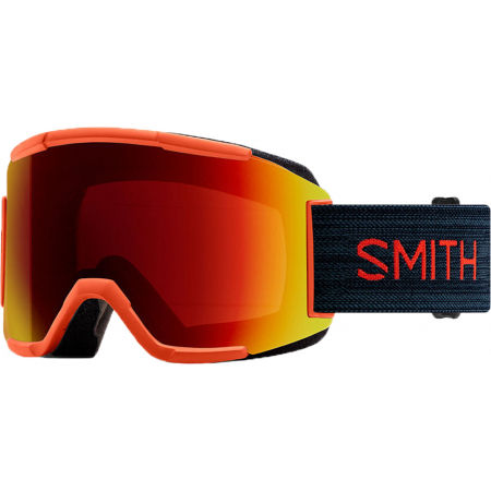 Smith SQUAD RED - Lyžařské brýle