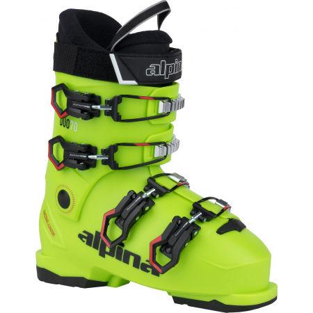 Juniorská obuv na sjezdové lyžování - Alpina DUO 70 - 2