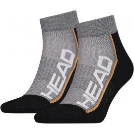 Head PERFORMANCE QUARTER 2PACK - Unisexové ponožky