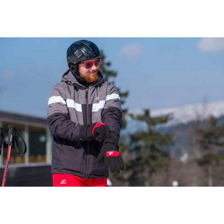 Pánská lyžařská bunda - Hannah ALONZO - 10
