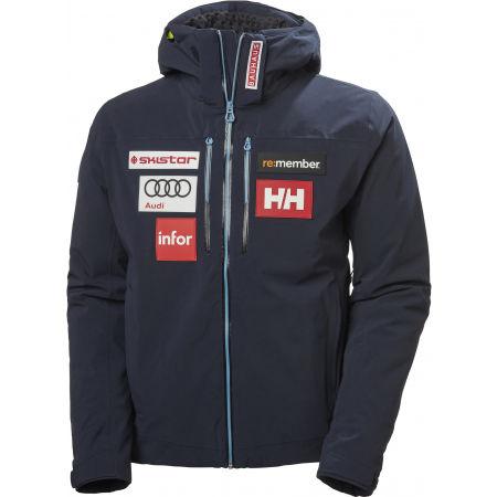 Helly Hansen ALPHA LIFALOFT JACKET - Pánská zimní bunda
