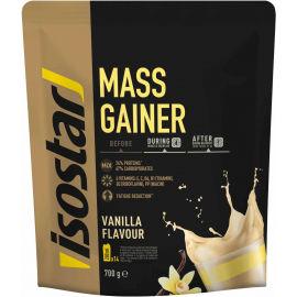 Isostar MASS GAINER VAN VANILKA 700G - Prášek pro přípravu výkonného fitness nápoje